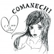 ME025 - COMANECHI - CRIME OF LOVE (ALBUM)